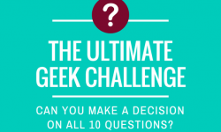 The Ultimate Geek Challenge