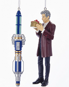 12th Doctor and sonic screwdriver