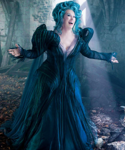 Into the Woods Evil Witch