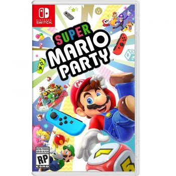 Nintendo Switch Super Mario Party game