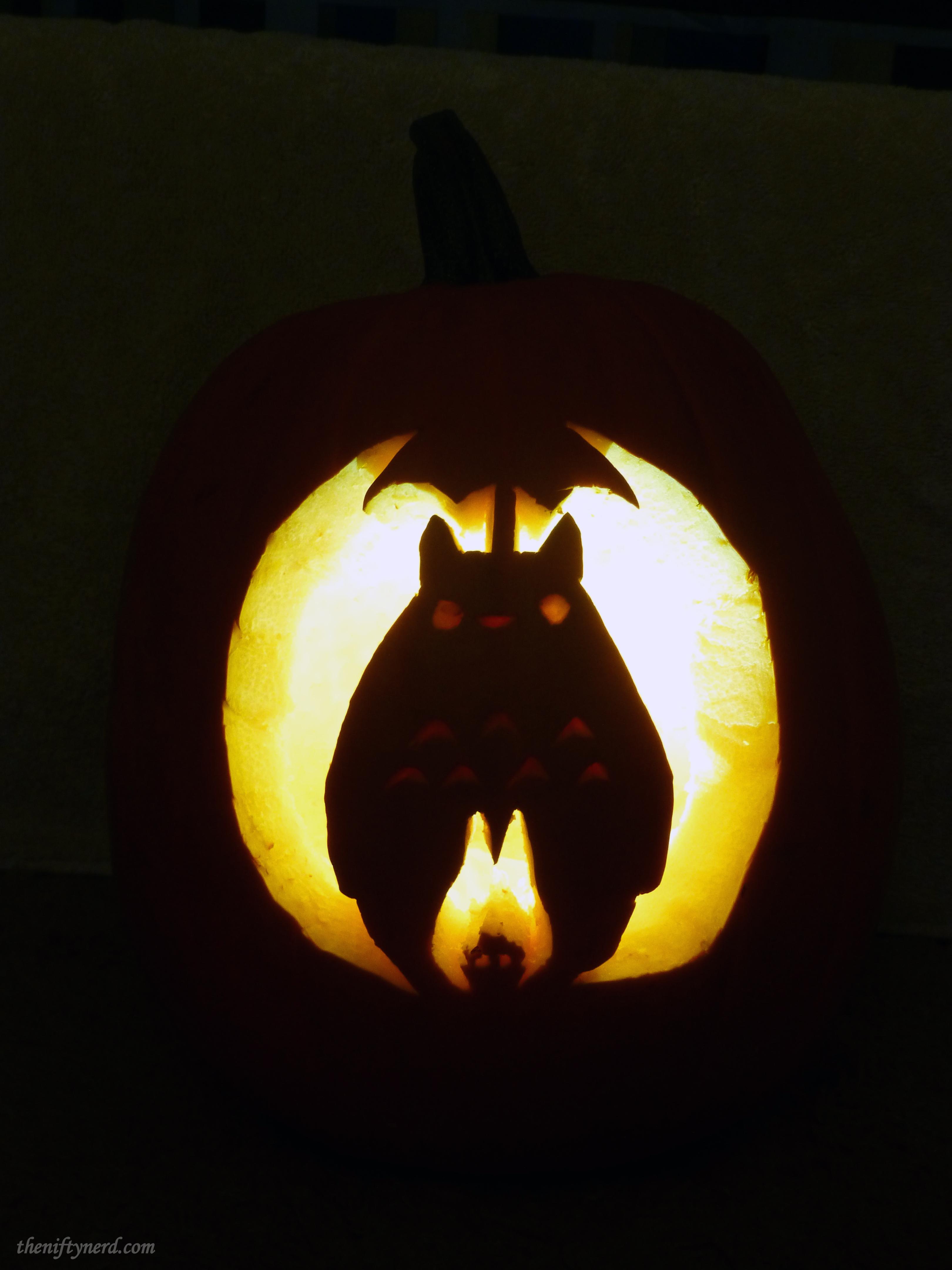 nerdy pumpkin carving templates