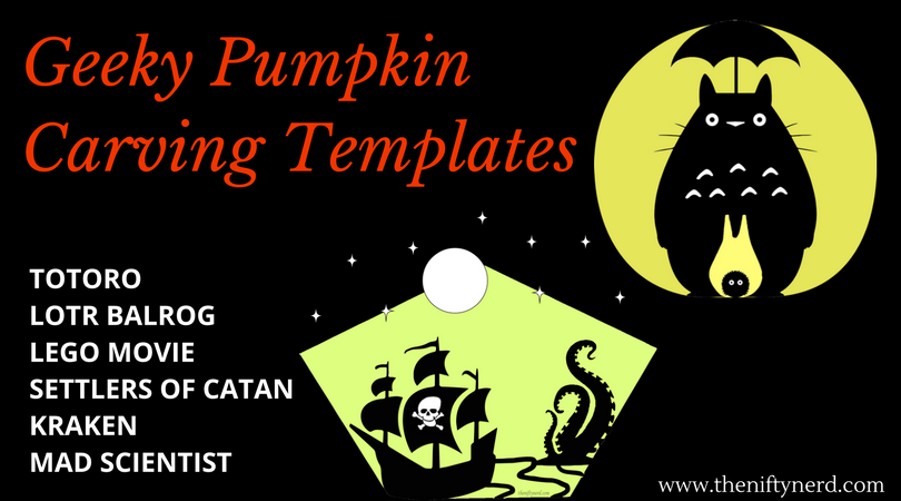 Nerdy pumpkin carving templates lotr lego star trek more for Geeky pumpkin carving templates
