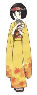 Pokemon gym leader Erika