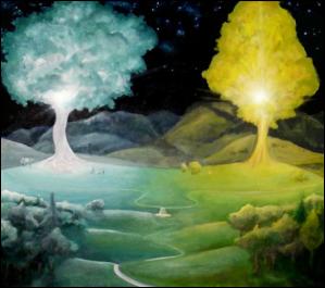 Trees of Valinor