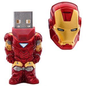 Iron Man USB Hub