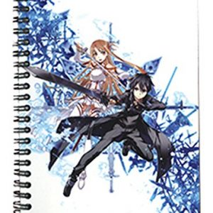Sword Art Online notebook