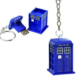 Dr. Who Tardis USB Memory Stick