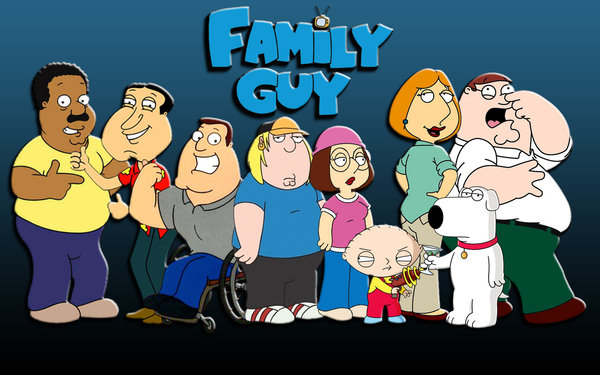 Family Guy cast