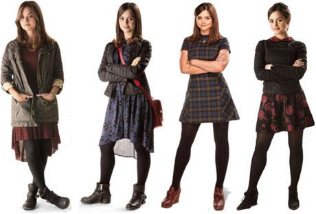 Clara Oswald fashion
