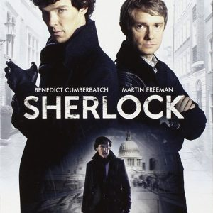 Sherlock Season 3 on DVD