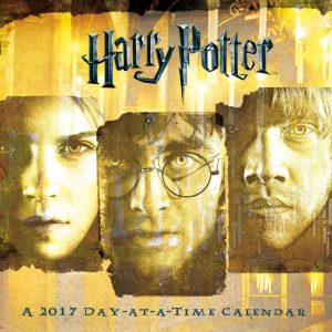 Harry Potter calendar