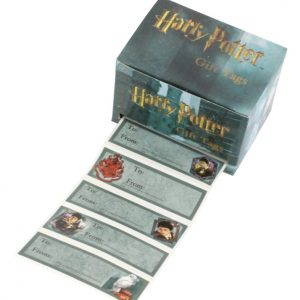 Harry Potter Gift Tag Labels