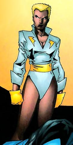 Foxfire -Olivia Underwood (Marvel Comics)