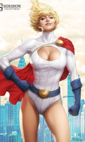 Power Girl (DC Comics)