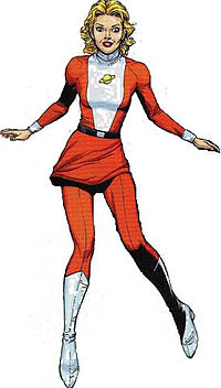 Saturn Girl (DC Comics)
