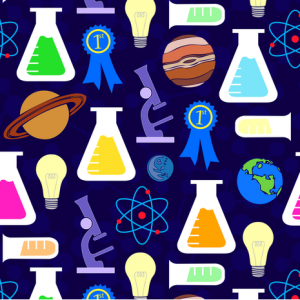 Science Gift Wrap