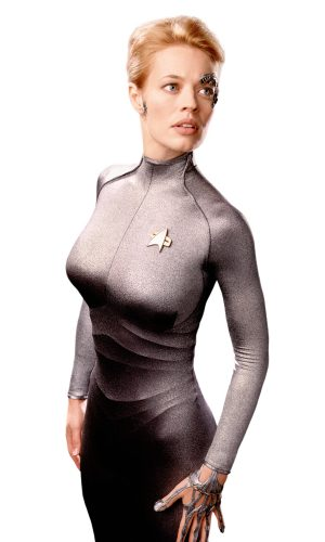 Seven of Nine (Star Trek Voyager)
