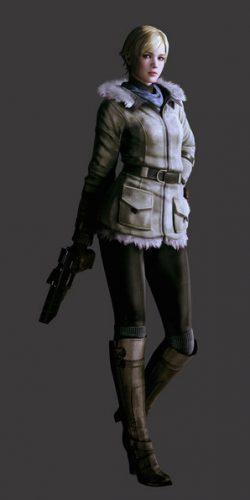 Sherry Birkin (Resident Evil)
