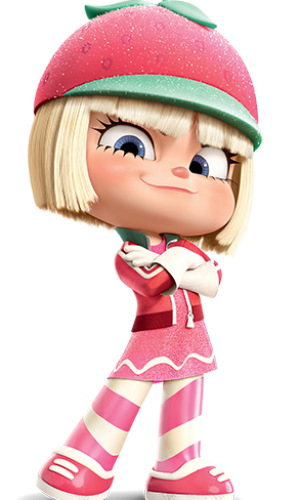 Taffyta Muttonfudge (Wreck It Ralph)