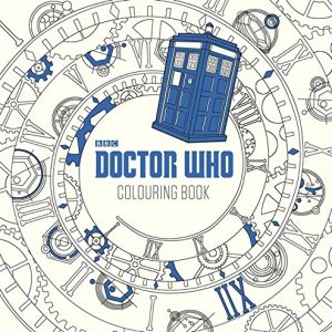 Doctor Who- The Coloring Book