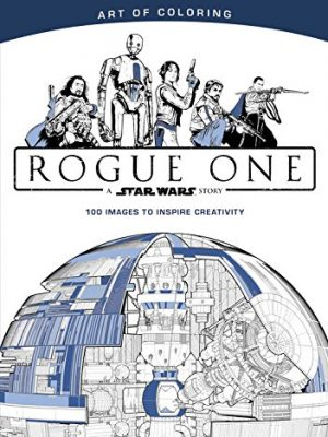 Star Wars: Rogue One coloring book