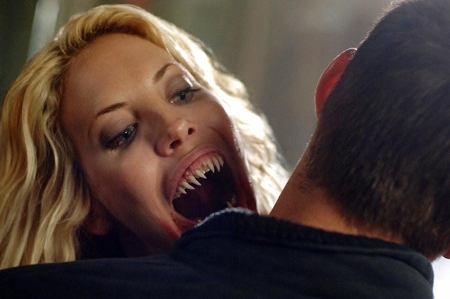 Supernatural vampire