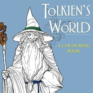 Tolkien's World- A Coloring Book