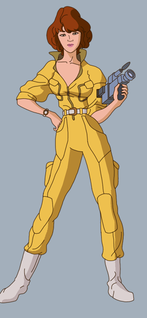April O'Neil (Teenage Mutant Ninja Turtles)