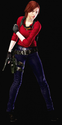 Claire Redfield - Resident Evil- Revelations 2