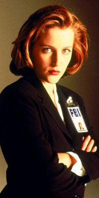 Dana Scully (X-files)