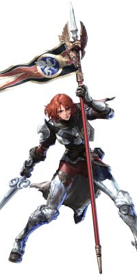 Hilde (Soul Calibur)
