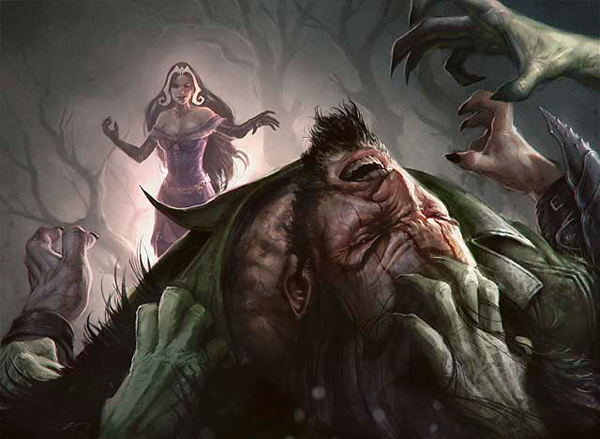 Liliana and Garruk
