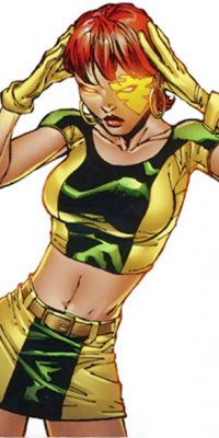 Rachel Summers -Marvel Girl (Marvel Comics)