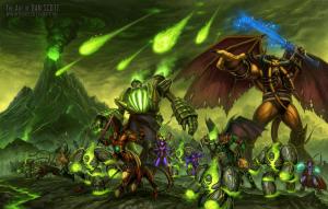 Burning Legion Army
