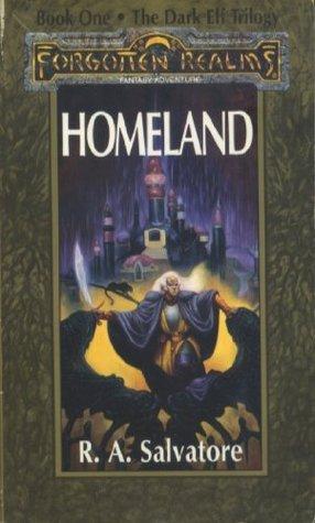 Homeland Forgotten Realms Book