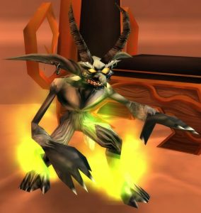 World of Warcraft imp
