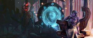 Azshara and the Portal