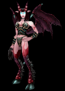 World of Warcraft succubus