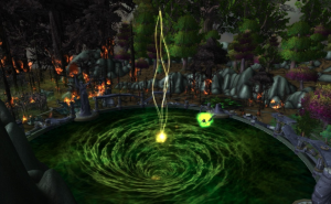 Well of Eternity & Portal