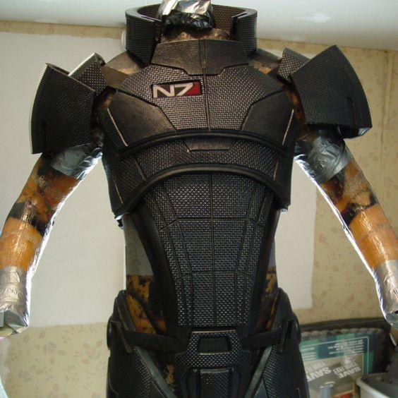 eva foam armor