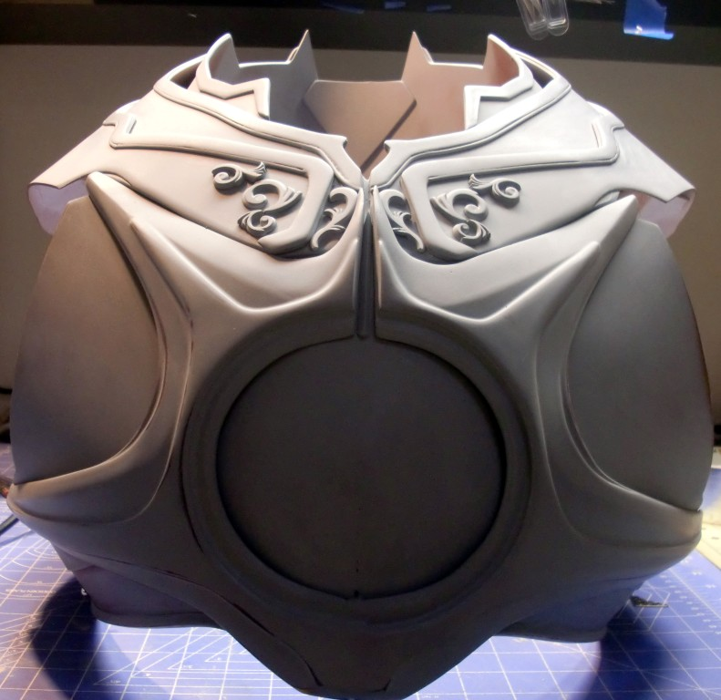 Sintra cosplay chestplate