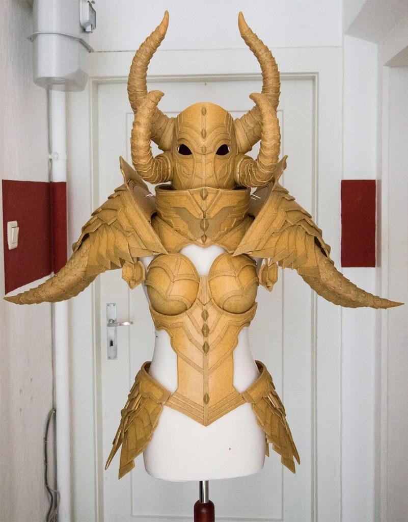 worbla armor