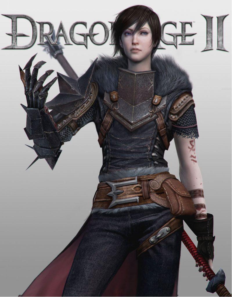 Dragon Age II Hawke