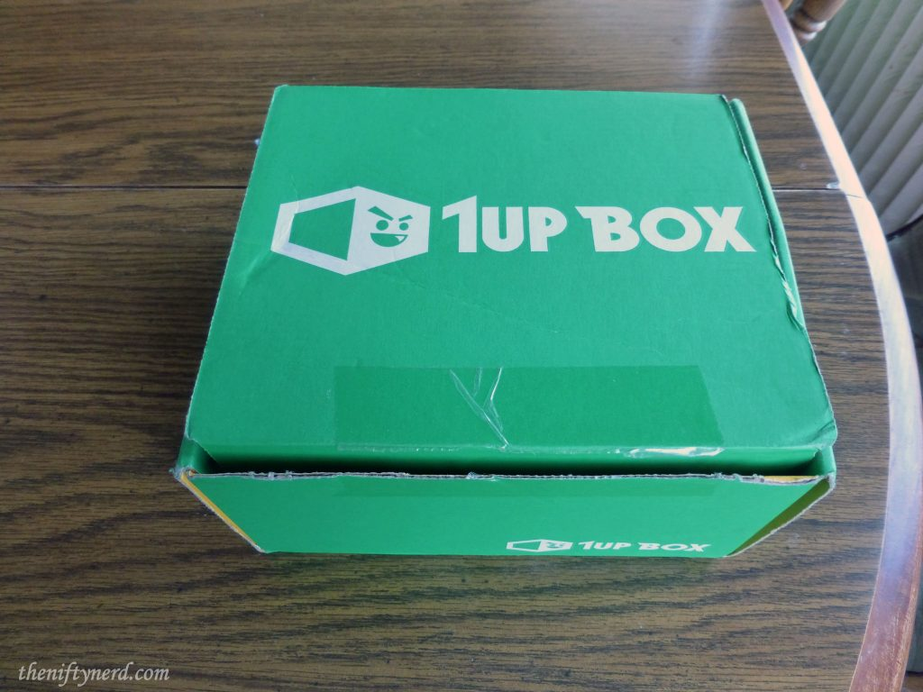 1Up Box Review