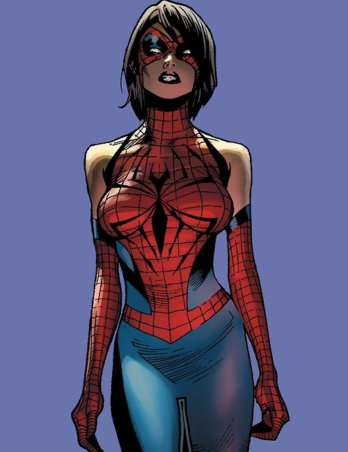 Ashley Spider-girl
