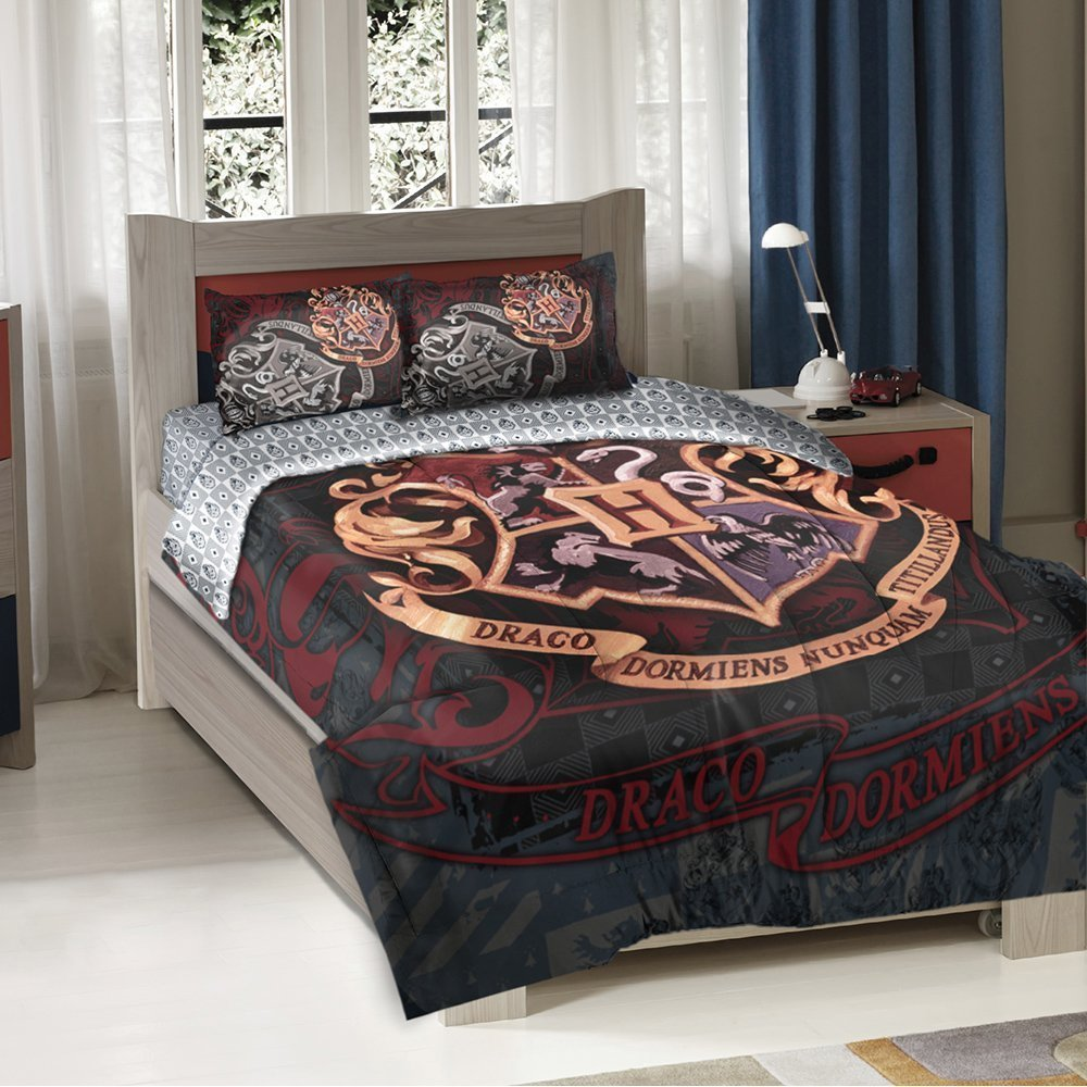 Hogwarts Bed Set
