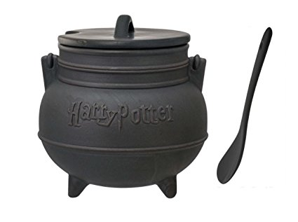 Hary Potter black cauldron soup mug