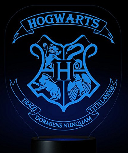 Hogwarts LED Lamp