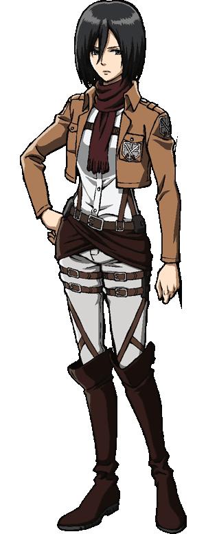 Mikasa Akerman