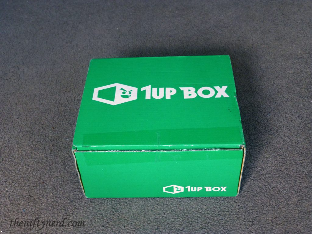 1Up Geeky Monthly Subscription Box
